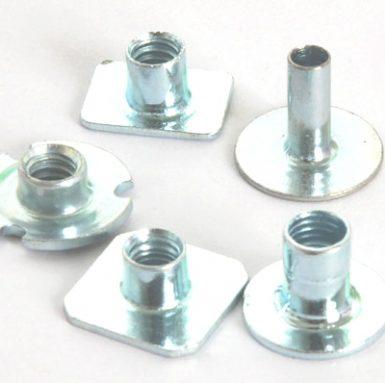 Zink çeliku i karbonit arrë me saldim të sheshtë